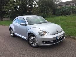 used volkswagen beetle silver for sale motors co uk