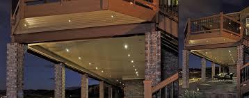 Under Awning Lighting Outdoor Led Recessed Lights Dekor Lighting
