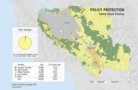Solano County Map Santa Clara County Policy Protection Map Greenbelt Alliance