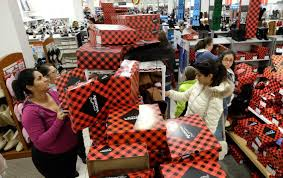 thanksgiving retailers stuffed with utah shoppers seeking deals