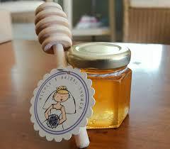 honey jar favors diy honey jar wedding favor ideas