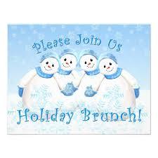 christmas brunch invitations see an artistic christmas brunch poster by warren c design