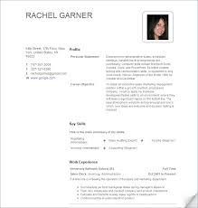 A Sample Of Resume For Job by 28 Resume Format For Job Application Free Download Fresher