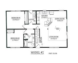 Open Ranch Floor Plans by Bedroom Modular Home Floor Plans L Shaped Ranch House Remodel Plans