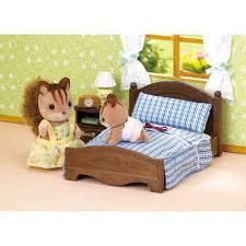 Sylvanian Families Parents BedroomSet Store Petit - Sylvanian families luxury living room set