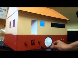 science circuit house project youtube