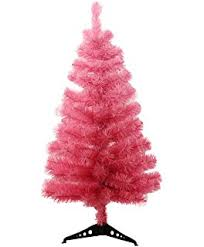 vickerman 3 pink fir artificial tree with