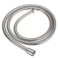 compare prices on bath shower hose online shopping buy low price 1 5m plumbing hoses stainless steel bathroom shower head hose durable bath showerhead water pipe tube