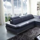 1717 premium leather sectional sofa by j u0026m