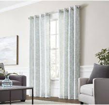 Allen Roth Curtains Allen Roth 100 Cotton Curtains Drapes U0026 Valances Ebay