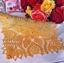 Crochet Table Runner Pattern The 25 Best Crochet Table Runner Pattern Ideas On Pinterest