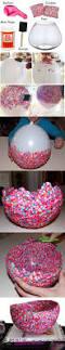 cool confetti bowl u2013 diy real