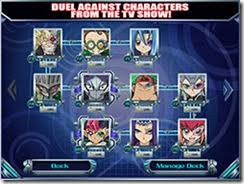 yugioh android yu gi oh duel generation brings blue white to