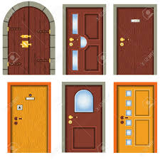 wonderful house door clipart rectangle doors on ideas