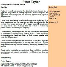 bunch ideas of cover letter for supervisor position in hotel for