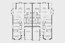 duplex floor plan plan design best duplex house floor plans decor modern on cool