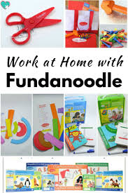 work at home with the fundanoodle ambassador program this