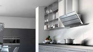 modern kitchen hood with contemporary look selecting best