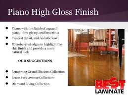 piano finish laminate flooring 5 laminate flooring trends of 2012