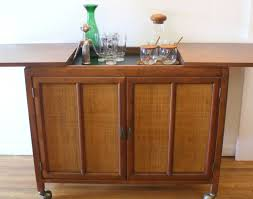 Reclaimed Wood Bar Cabinet Kitchen Amazing Secret Bar Cabinet Vintage Tv Repurposed Into A