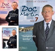 doc martin seasons 1 7 box set on dvd tvs movie and televisions