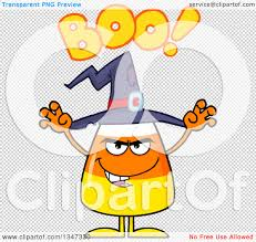 halloween candy background clipart of a cartoon halloween candy corn character wearing a