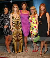 Housewives The Real Housewives Of New York City Premiere Screening Photos
