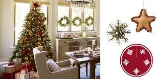 country christmas tree country chic christmas decorating ideas for the home overstock