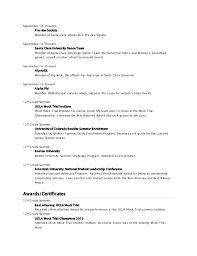 Best Attorney Resumes by Current Resume
