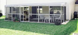 Screened In Patios Patio Mate 8 U00276