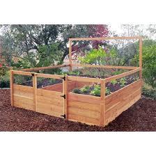 Raised Beds For Gardening Bedding Graceful Raised Garden Bed Kit