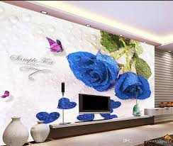 fashion decor home decoration for bedroom 3d underwater world