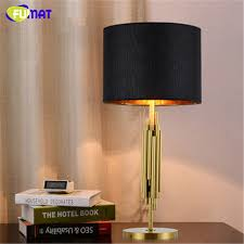 fumat luxury besides lamps brush gold table lamps office living