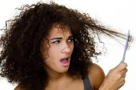 should you avoid brushing curly hair myth