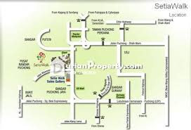 setia walk floor plan condo for rent at vio serviced apartments setiawalk pusat bandar