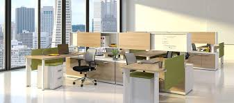Office Cubicle Desk 2017 Office Furniture Trends Collaborative Office Cubicles
