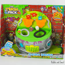 bubble sweet trash pack cake robert u0027s 5th birthday party