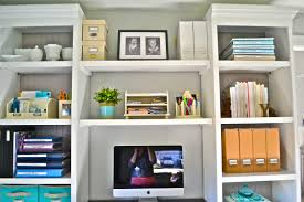 Modern Built In Desk by Home Design Built In Bookshelves With Desk Southwestern Medium