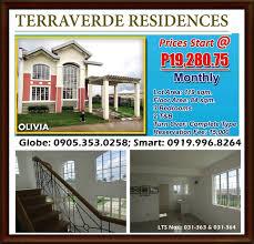 olivia single detached house in terraverde residences u2013 house for