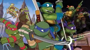 nickelodeon u0027s teenage mutant ninja turtles reunites original 1980s