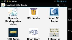 amazon com everything sda for tablets appstore for android