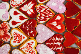 s day cookies s day cookies heart shaped cookies for s day