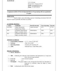 Best Resume Formate by Ideal Resume Format Haadyaooverbayresort Com