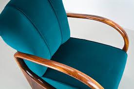 Art Deco Armchair Art Deco Armchair Velvet And Elm 1934 Flatland Design
