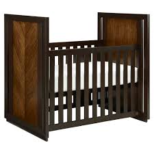 Baby Cribs 4 In 1 Convertible Cherry Veneer Baby Crib Bassett Home Furnishings