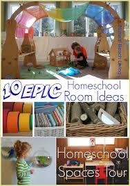 10 epic homeschool room ideas natural beach living