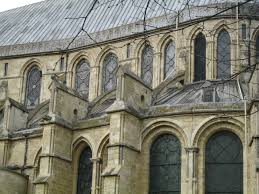 flying buttress canterbury cathedral change here