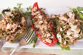 turkey mushroom gravy recipe details stuffed pepper with mushrooms greens and ground turkey recipe