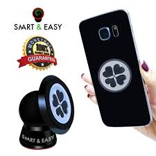 Cell Phone To Desk Phone Magnetic Cell Phone Holder By Smart U0026 Easy U2013 Fits All Apple