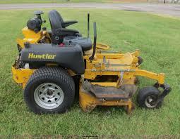 2005 hustler super z lawn mower item ak9686 sold august